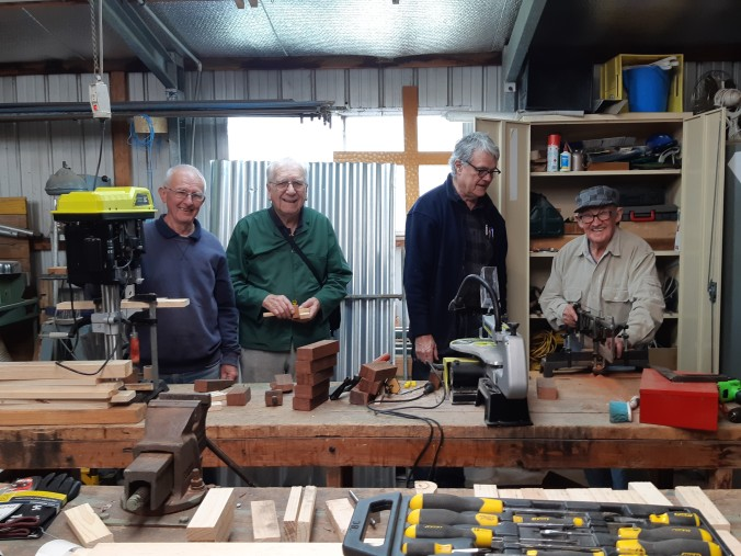 Mens Shed Sept 6th 2019