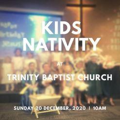 Kids Nativity 2020